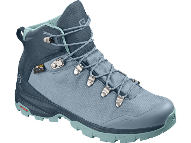 Salomon Outback 500 GTX Zapatillas Mujer, bluestone/reflecting pond/nile blue